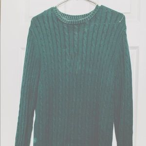 Forrest Green Sweater